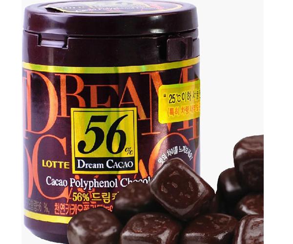 食品进口   巧克力